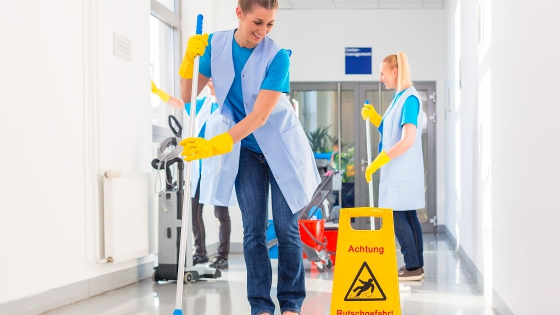 Expectations from Your Commercial Cleaning